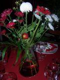 Un élément de décor important : les fleurs