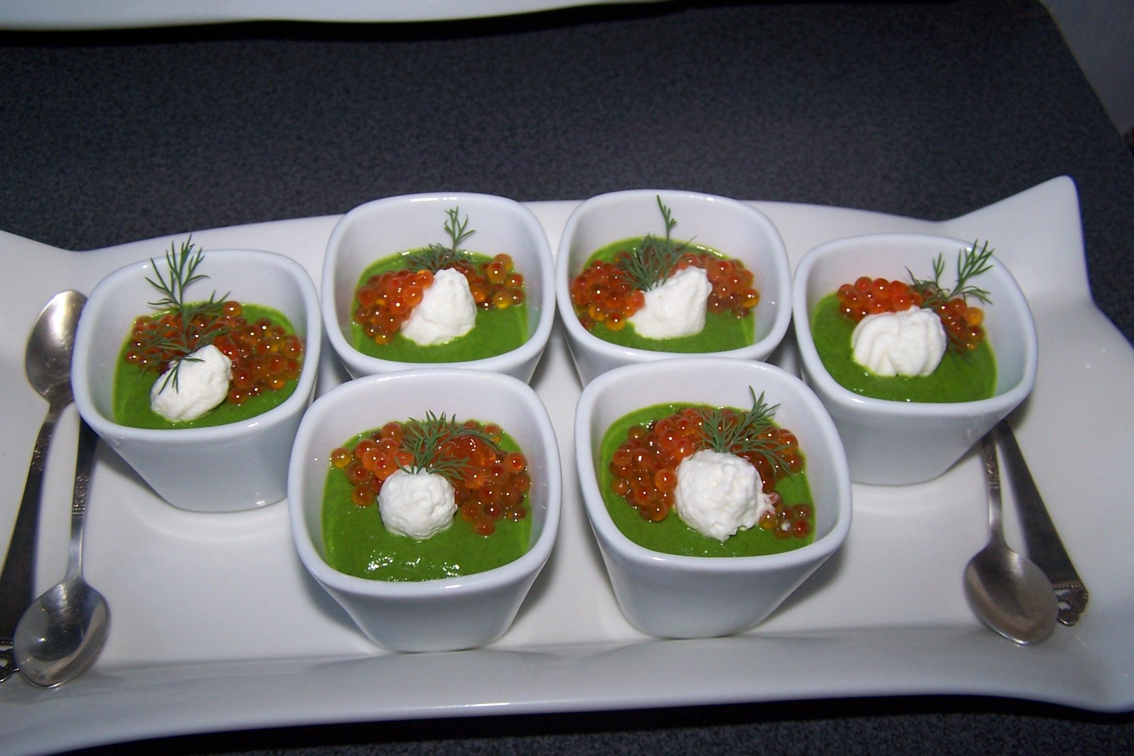 Maminou s cuisine et d coration amuse bouche verrines for Amuse bouche cuisine